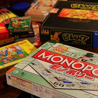 ボードゲーム/カードゲームなど懐かしのゲームの数々♪