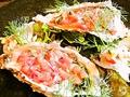 料理メニュー写真本日の魚介のカルパッチョ