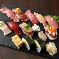 隠れ家バル 肉です。寿司です。 高田馬場店のおすすめ料理1