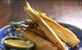 料理メニュー写真焼き竹の子