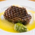 料理メニュー写真厚切り牛タンのグリル