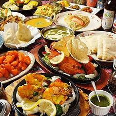ネパールキッチン ダフェムナールの写真