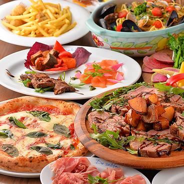Trattoria e Pizzeria De salita 赤坂のおすすめ料理1