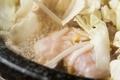 料理メニュー写真豚シロMIX