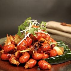 蝦道 ザリガニ料理専門店の写真