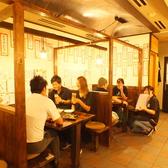 地鶏と野菜の大衆酒場 てんてんの雰囲気3