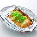 料理メニュー写真かきの味噌マヨ焼