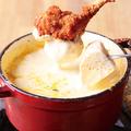 料理メニュー写真チーズフォンデュ 6種のプレミアム