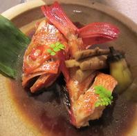 ◆金目鯛の煮付け◆