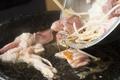 料理メニュー写真豚タン