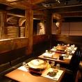 ご宴会に最適☆最大100名様まで対応可。赤坂 、溜池山王の個室居酒屋でご宴会、接待 、飲み放題 、和食を。