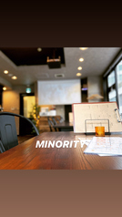 brasserie MINORITY cafe&bar マイノリティ カフェ&バーの雰囲気1