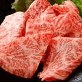 料理メニュー写真A5黒毛和牛特選カルビ(人気商品)