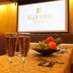 ELLE HALL Dining エルホールダイニングの特集写真