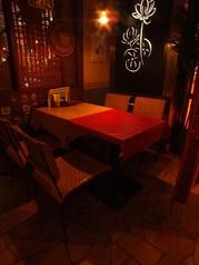 【テーブル席】2~4名様でのご利用イメージです!