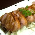料理メニュー写真合鴨のスモーク