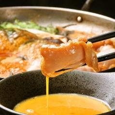 料理メニュー写真鶏すき鍋