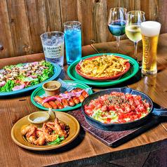 CASA FELIZ American Dinerのコース写真