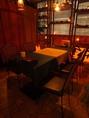 【テーブル席】6名様でのご利用イメージです!