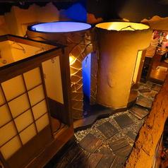 カーヴ隠れや 名古屋駅店の雰囲気1