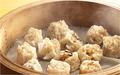 料理メニュー写真有機コシヒカリ使用 ライス焼売