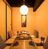 個室和食居酒屋 京乃月 きょうのつき 新横浜店の雰囲気2