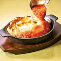 料理メニュー写真スペイン風オムレツ