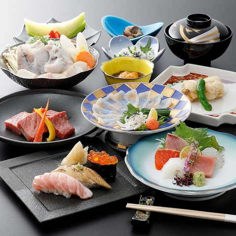 名古屋駅すぐの隠れ家的寿司居酒屋