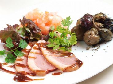 ワイン スタンド バジル みなとみらい東急スクエア クイーンズスクエア横浜のおすすめ料理1