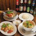 料理メニュー写真【おつまみ料理からがっつりお食事まで!】約60種類のタイ料理メニューをご用意しております!