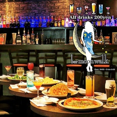 バームーンウォーク bar moon walk 天神西通り店の特集写真