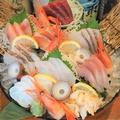 料理メニュー写真刺身盛合せ 大漁
