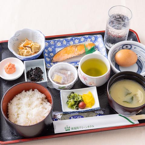 【朝食のご予約】和食/洋食 770円(税込)