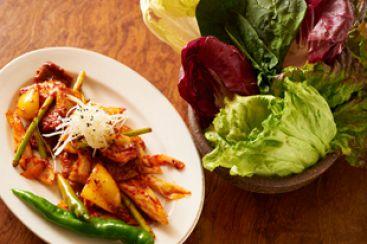 東洋食堂 百のおすすめ料理1