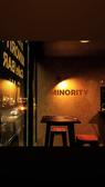 brasserie MINORITY cafe&bar マイノリティ カフェ&バーの雰囲気3