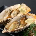 料理メニュー写真牡蠣の炉端焼き