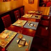8名テーブル個室