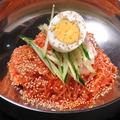 料理メニュー写真釜山ビビンミルミョン
