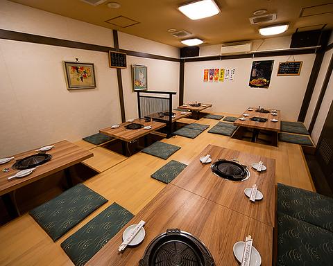 松尾ジンギスカン すすきの店|店舗イメージ4