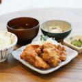 料理メニュー写真【御膳】モリンガ唐揚げ定食
