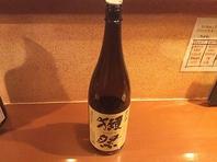 獺祭50 温め酒 (山口)