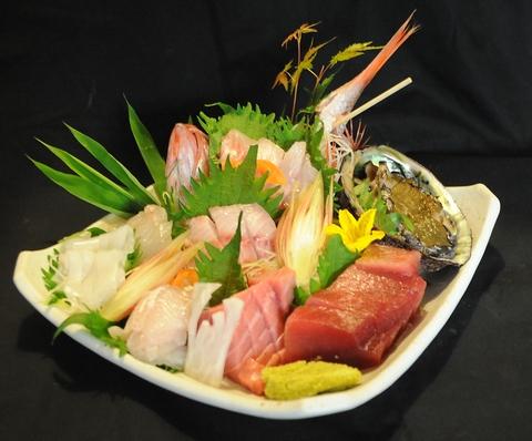 新鮮な魚介、お肉、野菜を吟味!素材を大切に真心を持って笑顔のあるお店☆