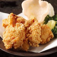 料理メニュー写真道産塩ザンギ