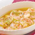 料理メニュー写真海老のアヒージョ(5尾)