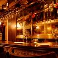 ◆コンシェルジュカウンター◆店内奥のワインセラーの前のコンシェルジュカウンター席です♪大人のデートにお勧めです☆