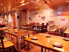 1階テーブル席 2名様~最大30名様まで☆