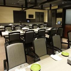【10名様向け】テーブル席です。幹事様必見!歓送迎会におすすめのお席です!