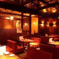 むくげ 名古屋の雰囲気1