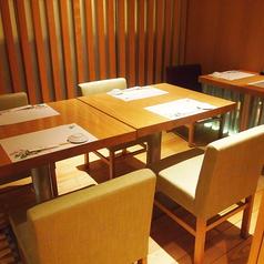テーブルを付ければ6人までは可能です