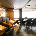 尾崎牛 肉バル ギャツビー 恵比寿店の雰囲気1